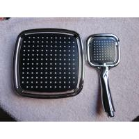 Wholesale ABS Plastic Rain Shower Head Sets With Handheld Pressure Increasing from china suppliers