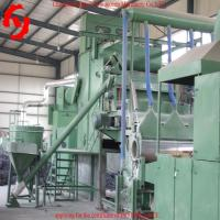 Wholesale 5.5 M Nonwoven Waste Felt Making Machine With CE / ISO9001 Certificate from china suppliers