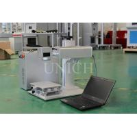 Wholesale 20W Fiber Laser Marking Machine , Portable Fiber Metal Marking Machine from china suppliers