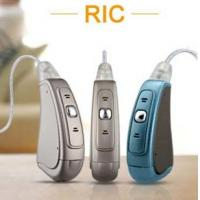 Wholesale RIC / BTE Digital Hearing Aids Programmable 8 Channel Hearing Aid Machine from china suppliers