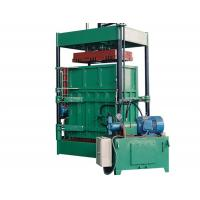 Wholesale 220V Vertical Automatic Scrap Paper Baler / Plastic Baling Machine from china suppliers