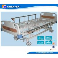 Wholesale ABS , Power Coated Steel 5 Function Full Electric Hospital Bed for home use from china suppliers