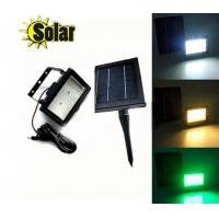 Wholesale 45led solar led flood light Super Bright led spot Lamp bulb outdoor lighting Garden Light from china suppliers