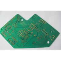 Wholesale Professional Multi Layer FR4 Rigid Immersion Gold PCB , Green Solder Mask from china suppliers