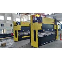Wholesale Delem System Steel CNC Hydraulic Press Brake 120T Amada Toolings 380V / 50HZ from china suppliers