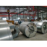 Wholesale 0.5mm Galvanized Steel Coils WISCO ANSTEEL Zine Coating Construction from china suppliers