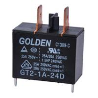 Wholesale Protection 9V 12V 24V 48V Relay , 2 Pin 25A High Power Latching Power Relay from china suppliers