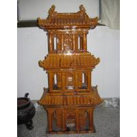 Buy cheap Chinese Roof Tiles for Pavilion from wholesalers