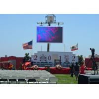 P4.81 Waterproof Front Service LED Display SMD High Brightness billboard display