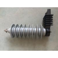 Wholesale 10KA 24kv Polymer High Voltage Station Class Arresters / Surge Voltage Arrester from china suppliers