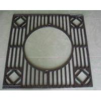Buy cheap Ductile iron casting tree gratings from wholesalers