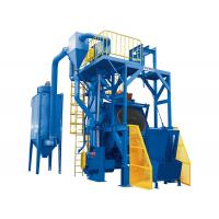 Buy cheap Piled and Released Type Shot Blasting Machine from wholesalers