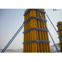 Wholesale High Loading Capacity Wall Formwork System Reusable Good Stability from china suppliers