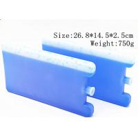 Wholesale 750ml Cool Reusable Blue Geleutectic Freezer Plates For Food Cold And Fresh from china suppliers