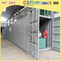 Wholesale 5 Ton Per Day Containerized Block Ice Machine, Ice Block Making Business from china suppliers