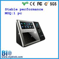 Wholesale Large Capacity Face Recognition Clocking In Bio-FR302 from china suppliers