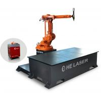Wholesale Metal Portable Laser Welding Machine With Automatic Manipulator from china suppliers