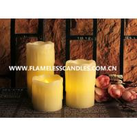 Wholesale Battery Operated Flickering LED Votive Flameless Candle / Wholesale Votive Candles from china suppliers