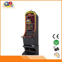Buy cheap Find Interesting Home or Commercial Use Skill Stop Slot Game Machine Tables with Hopper Bill Validator from wholesalers