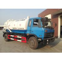 Wholesale FL1120B1 Vaccum Septic Pump Truck ,Sewage Suction Pump Truck from china suppliers