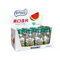Wholesale Christmas Sugar Free Vitamin C Tablet Candy With Watermelon / Mint  Flavor from china suppliers