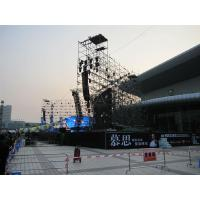 Wholesale Aluminum Layer Stage System , Outdoor Performance Stage Lighting Truss Spigot from china suppliers