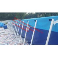 Rectangular Above Ground Swimming Pool Canvas Swimming Pool Outdoor Swimming Pool Desgins Of
