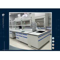 Wholesale Phenolic Resin Science Classroom Furniture , Metal Laboratory Cabinets from china suppliers