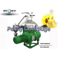 Wholesale Vegetable Oil Separator - Centrifuge / Automatic Oil Refining Separator from china suppliers