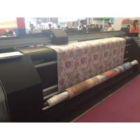 Wholesale Cloth Sublimation Printing Machine With Automatic / Manual Head Cleaning from china suppliers
