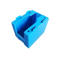Wholesale Warehouse Picking Stackable Corrugated Plastic Box from china suppliers