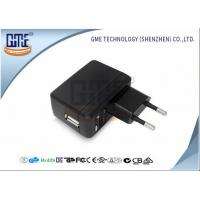 Wholesale Black AC DC Universal Power Adapter EU Type 90VAC - 264VAC Voltage from china suppliers