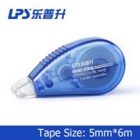 Wholesale Tear-resistant Mini Liquid Correction Tape Student School Stationery from china suppliers