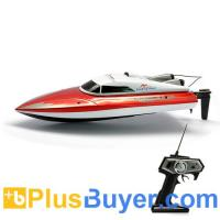 Wholesale Slice of Life - RC Speed Boat (30Km/h, 8G Servo, 50 Meter Range) from china suppliers