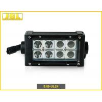 Wholesale 24w Double Row LED Light Bar 4 X 4 For Off Road Car / 6 Inch Led Light Bar from china suppliers