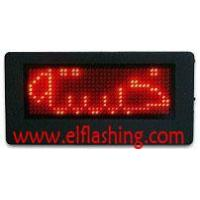 Wholesale LED Multi-Language Badge from china suppliers