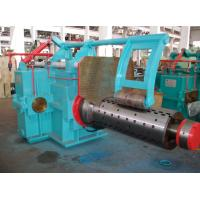 Wholesale Hydraulic Tension Reel , Winding Copper Strip Double Heads Coiler Reel from china suppliers