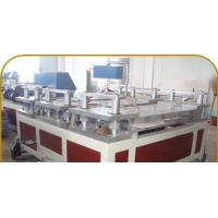 Wholesale Twin Screw Plastic Extrusion Machine , WPC Board Production Line from china suppliers