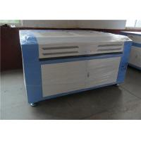 Quality Acrylic Fabric Wood Leather CO2 Laser Engraving Machine With Water Cooling for sale