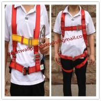 Wholesale sales safety equipments, new type S-style Safety Belt ,Common type safety belt from china suppliers
