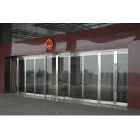 Wholesale Glass Commercial Auto Sliding Door Operator Silver Machine Framework from china suppliers