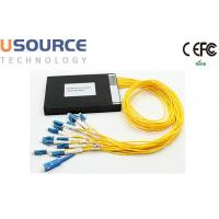Wholesale 16 - 18 Channel 1270 - 1610nm Full Wave CWDM Mux Demux module LAN Network from china suppliers