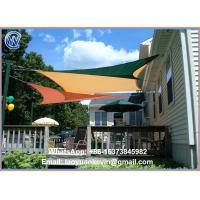 Wholesale SUN SAIL SHADE - SQUARE CANOPY COVER - OUTDOOR PATIO AWNING from china suppliers