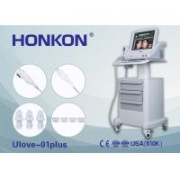 Wholesale Non Surgical Deep Cleansing HIFU Skin Tightening Anti Wrinkle Machine With 2 Handle from china suppliers