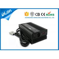 Wholesale portable electric cleaner machine battery charger 24v 36v 48v with Aluminium case from china suppliers