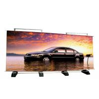 Wholesale Custom Double Sided Retractable Banner Stand , Outdoor A Frame Roll Up Banner Stand from china suppliers