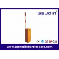 Wholesale Intelligent Vehicle  Barrier Arm Gate with Single Straight Boom from china suppliers
