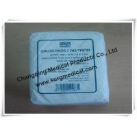 Wholesale Plain Absorbent Cotton Gauze Dressing Swabs Non Sterile for Wound Care from china suppliers