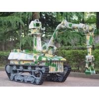 Wholesale Security Equipment All Terrain EOD Robot Bomb Disposal Robot For Road Demining from china suppliers