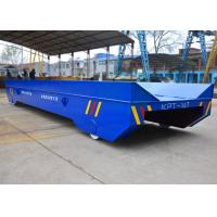 Wholesale Heavy loads mobile cable power motorized transfer car boiler factory from china suppliers